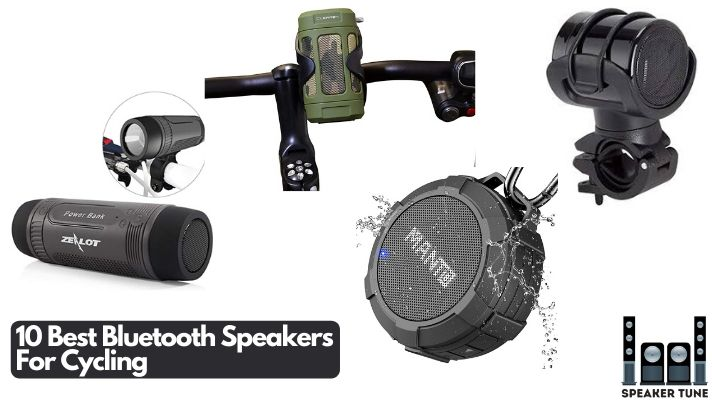 Best bluetooth speakers for cycling