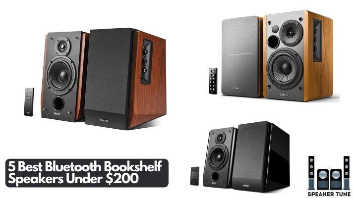 Best Bluetooth bookshelf speakers under 200