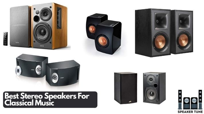 Best stereo speakers for classical music