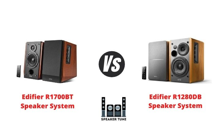 Edifier R1700BT vs Edifier R1280DB