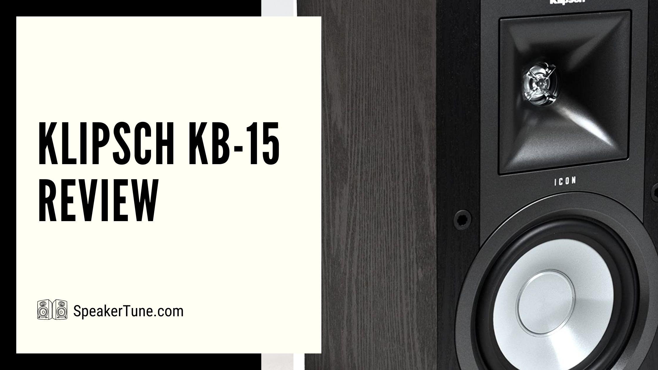 klipsch kb 15 review